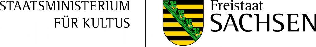 Logo Sächsisches Staatsminiserium für Kultus